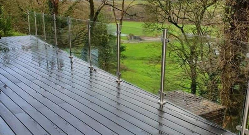composite decking stockport
